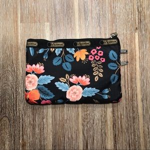 Lesportsac Bags - LeSportsac x Rifle Paper Co cosmetic bag